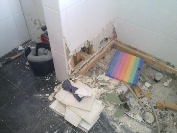 Badkamer u00bb Badkamervloer Verwijderen - Inspirerende fotou0026#39;s en ideeu00ebn ...