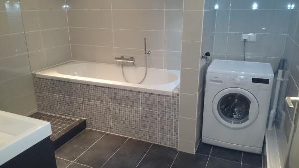 Badkamer uitbouwen Alphen aan den Rijn - Decotronics