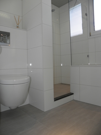 Sanitair installeren