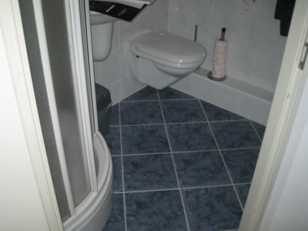 tegels badkamer kitten: kitten van de voegen in badkamer. tegels, Badkamer